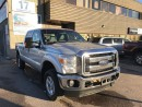 Used 2014 Ford F-250 XLT CREW CAB SHORT BOX 4X4 GAS for sale in North York, ON