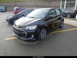New 2017 Chevrolet Sonic LT for sale in Kamloops, BC