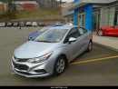 New 2017 Chevrolet Cruze LS for sale in Kamloops, BC