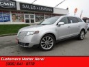Used 2010 Lincoln MKT EcoBoost   DVD, CAMERA, GLASS TOP, POWER GATE! for sale in St Catharines, ON