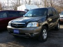 Used 2003 Mazda Tribute SUV cert&etested for sale in Oshawa, ON