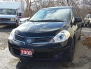 Used 2009 Nissan Versa 1.8 S,cert&etested,low kms!! for sale in Oshawa, ON