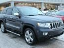 Used 2012 Jeep Grand Cherokee Limited 4dr 4x4,NAV, LEATHER, ROOF for sale in Edmonton, AB