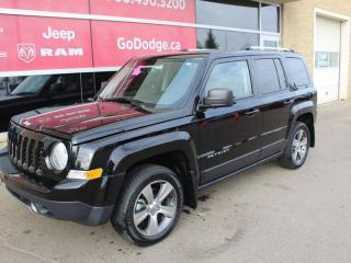 Used 2017 Jeep Patriot High Altitude Edition for sale in Edmonton, AB