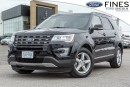 Used 2016 Ford Explorer XLT - 4WD, DUAL MOONROOF & PWR LIFTGATE for sale in Bolton, ON