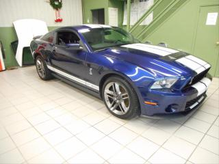 Used 2010 Ford MUSTANG SHELBY GT500 SVT for sale in Cameron, ON