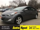 Used 2012 Hyundai Elantra GLS/MOONROOF/METICULOUSLY MAINTAINED !! for sale in Kitchener, ON