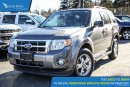 Used 2012 Ford Escape XLT Heated Seats and Air Conditioning for sale in Port Coquitlam, BC