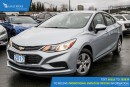 New 2017 Chevrolet Cruze LS Auto AM/FM Radio and Air Conditioning for sale in Port Coquitlam, BC