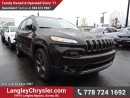 New 2017 Jeep Cherokee North for sale in Surrey, BC