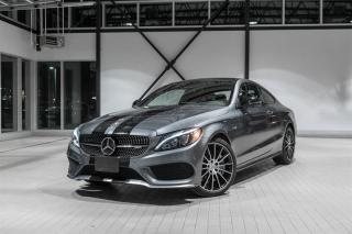 Used 2017 Mercedes-Benz C43 AMG 4MATIC Coupe for sale in Langley, BC