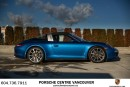 Used 2015 Porsche 911 Targa 4 Porsche Approved Certified Pre-Owned. Rare *MANUAL* Targa 4 for sale in Vancouver, BC