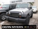 Used 2008 Jeep Wrangler X for sale in North York, ON