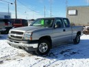 Used 2004 Chevrolet Silverado 1500 4x4 for sale in Gloucester, ON