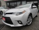 Used 2014 Toyota Corolla LE-POWER-SUNROOF-CAMERA-ALLOYS-BLUE-TOOTH for sale in Scarborough, ON