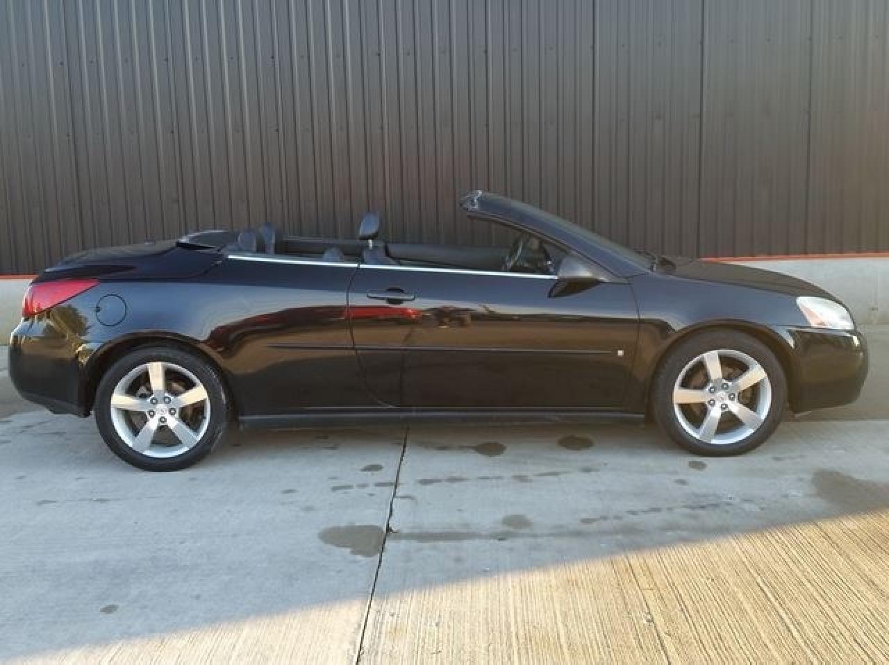 Photo of Black 2006 Pontiac G6