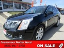 Used 2014 Cadillac SRX Premium   NAVI   BOSE   LEATHER   CAMERA   REMOTE! for sale in St Catharines, ON