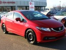 Used 2014 Honda Civic Si, Nav, Back up Camera, Heated Seats for sale in Edmonton, AB