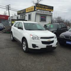 Used 2012 Chevrolet Equinox FULLY CERTIFIED -LT 2.4L EcoTec 4Cylinder for sale in Scarborough, ON