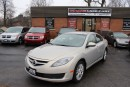 Used 2009 Mazda MAZDA6 i Sport for sale in Scarborough, ON