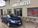 Used 2012 Chevrolet Cruze 2LT Turbo navi w/sunroof for sale in Hamilton, ON