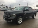Used 2014 RAM 1500 SPORT * 4WD * 1 OWNER * LEATHER * SUNROOF * NAV * REAR CAM for sale in London, ON