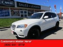 Used 2014 BMW X3 xDrive28i   AWD    LEATHER    ROOF  NAV   PREM-PKG! for sale in St Catharines, ON