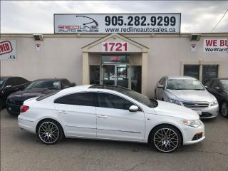 Used 2010 Volkswagen Passat CC Highline R Line, Sunroof, Leather, WE APPROVE ALL for sale in Mississauga, ON