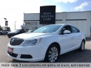 Used 2014 Buick Verano LEATHER | CERTIFIED | NO ACCIDENTS for sale in Kitchener, ON