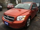 Used 2008 Dodge Caliber SXT for sale in Belmont, ON