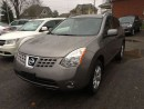 Used 2009 Nissan Rogue SL  AWD  ROOF for sale in Belmont, ON