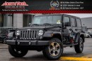New 2017 Jeep Wrangler Unlimited NEW Car Sahara|4x4|Connect Pkg|R-Start|SatRadio|18
