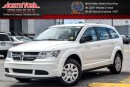 New 2017 Dodge Journey NEW Car CVP|Flex Seat Pkg|Bluetooth|DualClimate|A/C|KeylessEntry|PwrOptions| for sale in Thornhill, ON