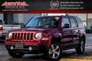 New 2017 Jeep Patriot NEW Car High Altitude|4x4|HtdFrontSeats|SatRadio|Leather|PwrOptions|17