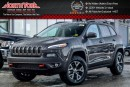 New 2017 Jeep Cherokee NEW Car Trailhawk|4x4|Cold Wthr Pkg|SatRadio|A/C|PwrOptions|17