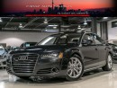 Used 2014 Audi A8 TDI|NIGHTVISION|BLINDSPOT|BRAKE GUARD|LANE DEP|FULLY LOADED for sale in North York, ON