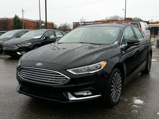 Used 2017 Ford Fusion SE*AWD* ECOBOOST* NAV*MOONROOF* for sale in Scarborough, ON