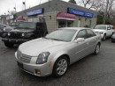 Used 2003 Cadillac CTS * low KMS * MINT for sale in Windsor, ON