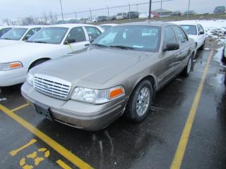 Used 2003 Ford Crown Victoria LX for sale in Innisfil, ON
