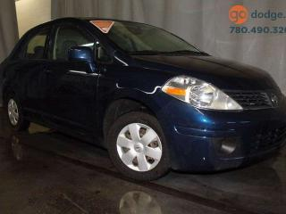 Used 2010 Nissan Versa 1.6 Manual / Air Conditioning / Power convenience Group for sale in Edmonton, AB