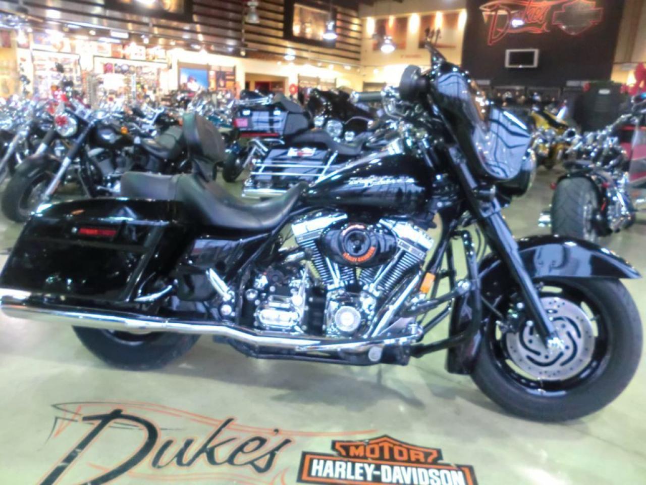 2007 Harley-Davidson Street Glide FLHX STREET GLIDE 110