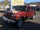 Used 2008 Jeep Wrangler Unlimited Sahara 4x4 Hard Top for sale in Orono, ON