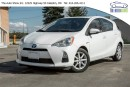 Used 2012 Toyota Prius c Navigation! HYBRID! MUST SEE! for sale in Caledon, ON