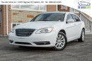 Used 2014 Chrysler 200 ACCIDENT FREE! MUST SEE! for sale in Caledon, ON