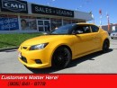 Used 2012 Scion tC ROOF!  GROUND-EFFECTS!  6-SPD MANUAL!  PWR-GRP! for sale in St Catharines, ON