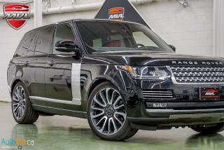 Used 2016 Land Rover Range Rover SC Autobiography -LEASE PENDING- for sale in Oakville, ON