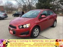 Used 2013 Chevrolet Sonic LT ONLY $48 (O.A.C.) for sale in Stoney Creek, ON