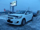 Used 2012 Hyundai Accent GL for sale in Richmond, ON