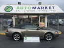 Used 2002 Ford Mustang GT Deluxe Convertible LEATHER, WARRANTY! for sale in Langley, BC