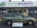 Used 2003 Subaru Outback H6-3.0 VDC Wagon LEATHER, SERVICE RECORDS! for sale in Langley, BC